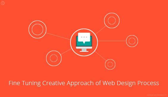 Fine Tuning Creative Approach of Web Design Process