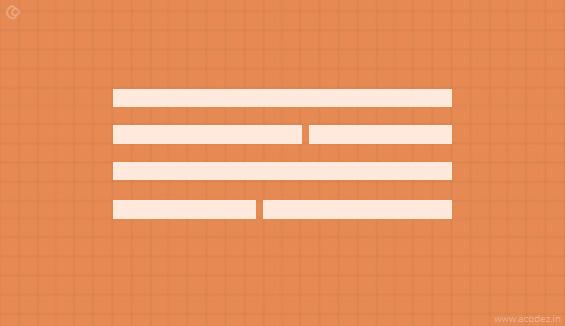 Grid Based Layout