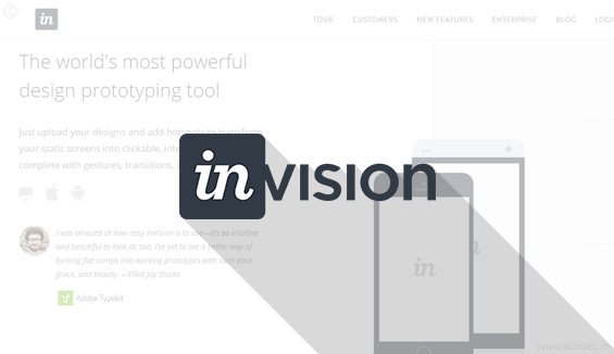 uiux developer - invision