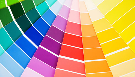 A professional colour scheme