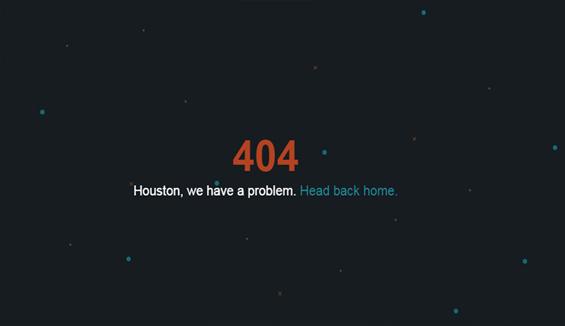 Code School - 404 error page
