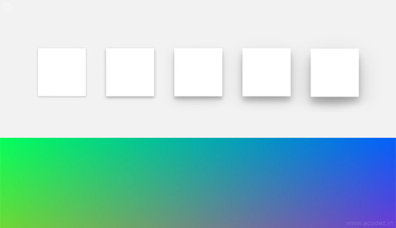 Shadows-and-gradients