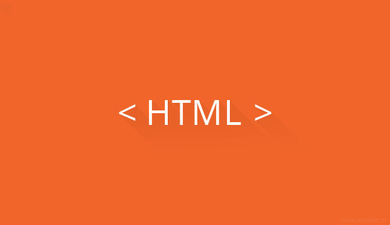 Stop using the old school HTML