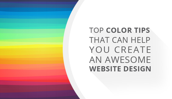 Top Color tips that can help you create an awesome website design