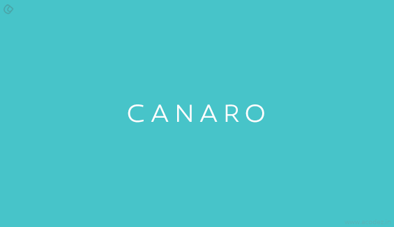 Canaro - Free Fonts for Professional Web Design