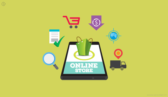 The design of your online store