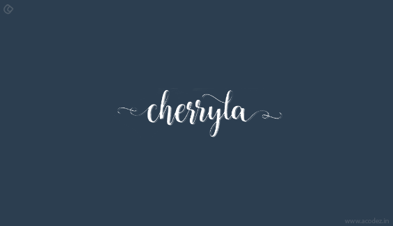 Cherryla