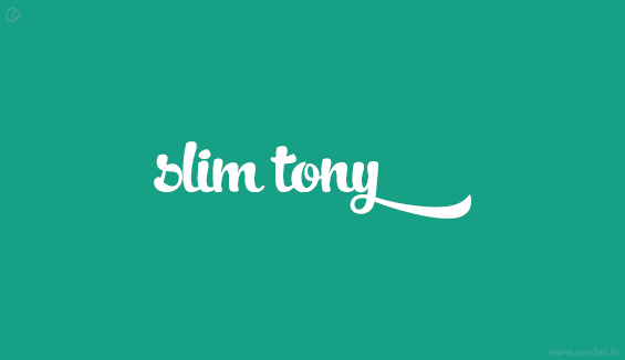 Slim Tony