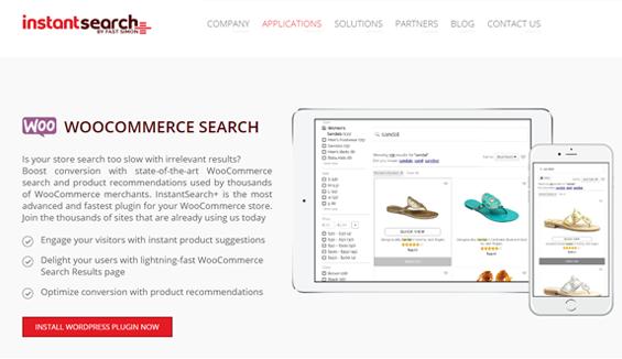 InstantSearch+