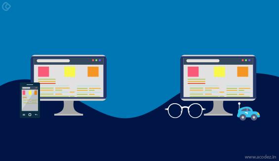 Responsive Web Design V/s Age Responsive Design: