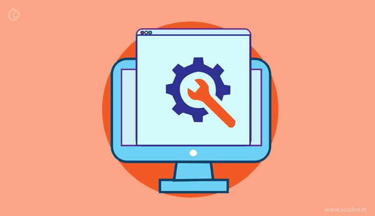Error that arises while establishing database connection