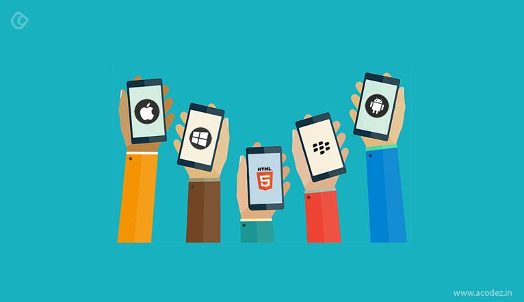 Frameworks for Mobile Hybrid App Development