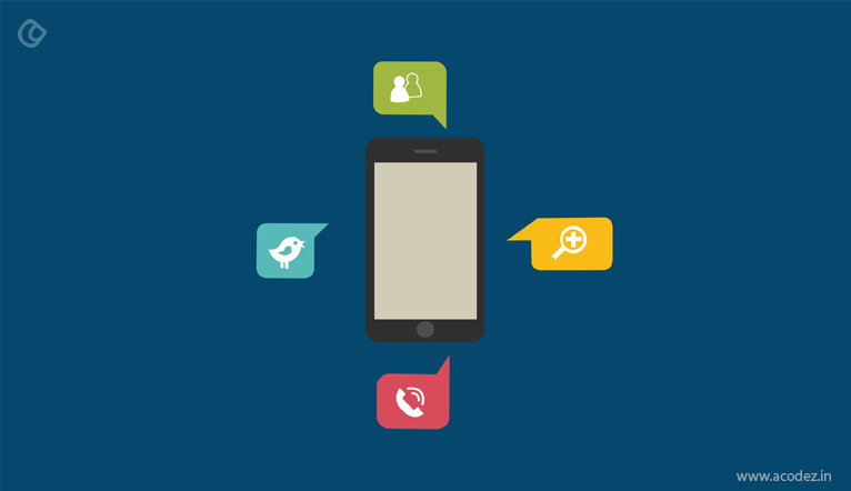 Native mobile applications