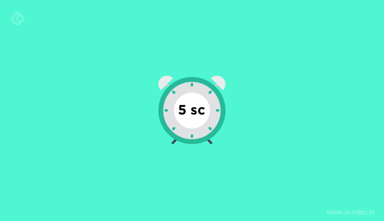 Five-Second-Test