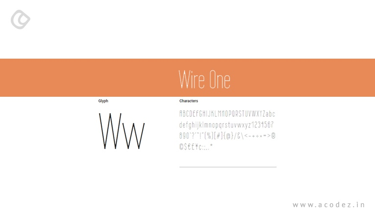 wire_one