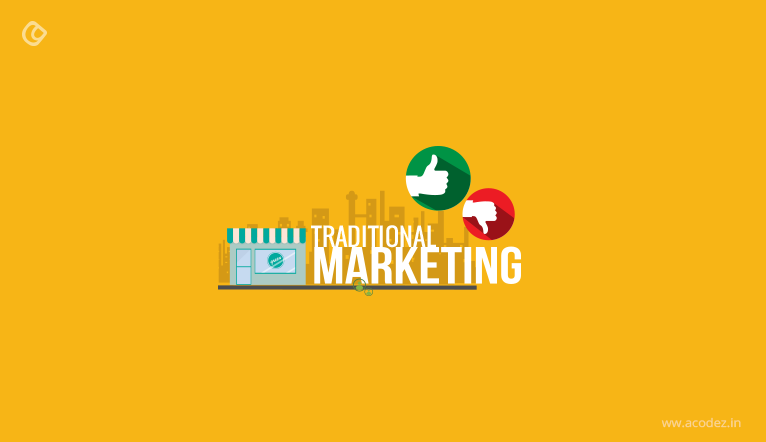Benefits of Traditional Marketing