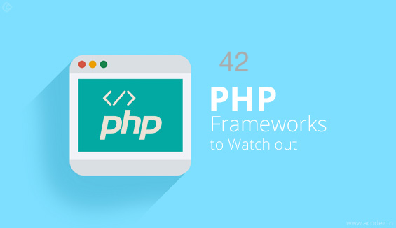 List of Best PHP Frameworks