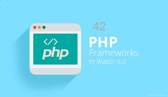 List of Best PHP Frameworks