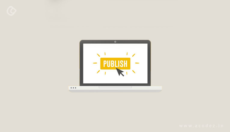 Publishing your extension