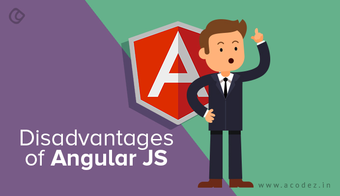 Disadvantages of Angular JS