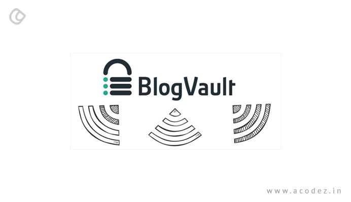 BlogVault Real time backup