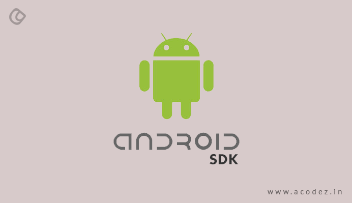 Opening Android SDK Manager