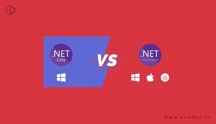 Differences between NET framework and NET Core