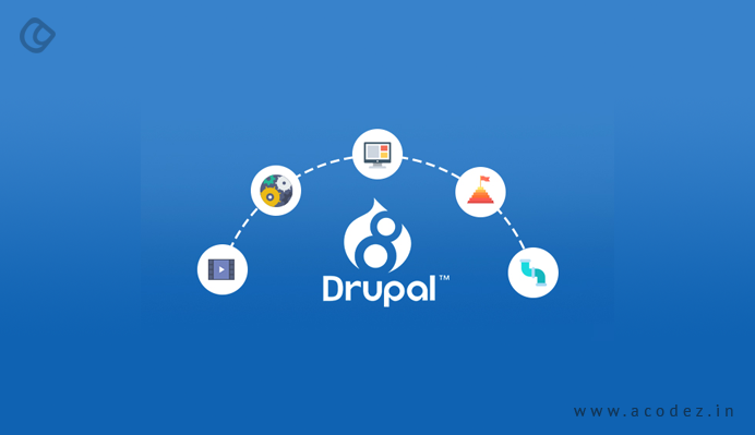 Features of Drupal