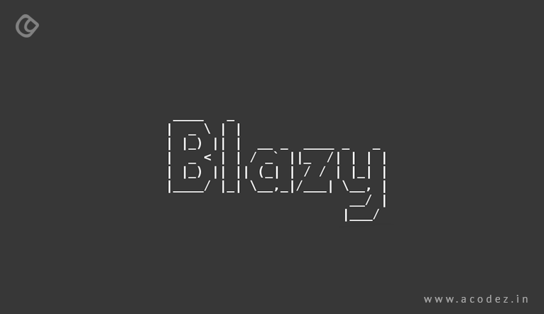 Blazy