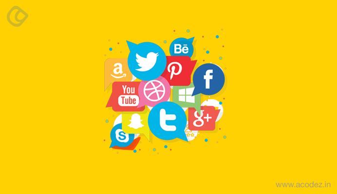 Role of social media in digital marketing