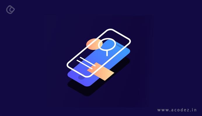 Mobile Search Design