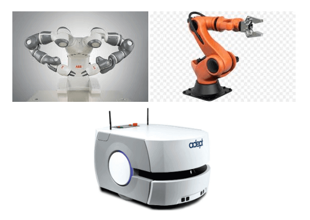 development of robotics projects