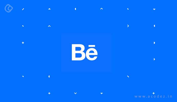 web design inspiration from behance