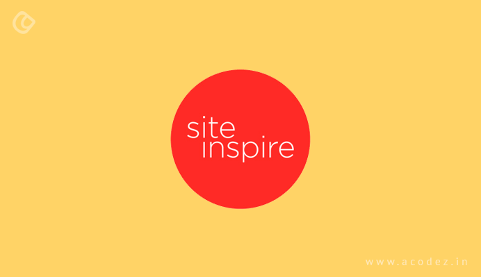 awesome web design inspiration sites