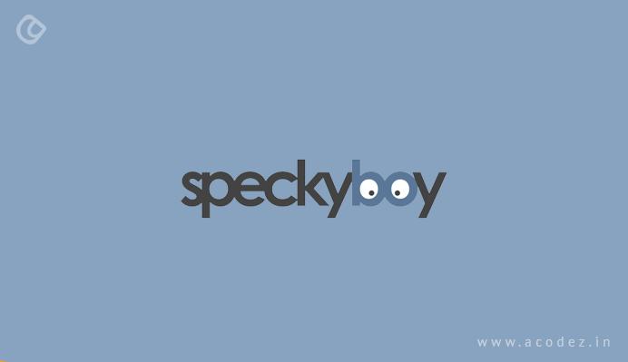 Speckyboy