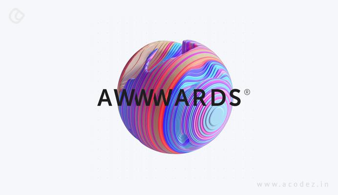 web design inspiration site awwwards