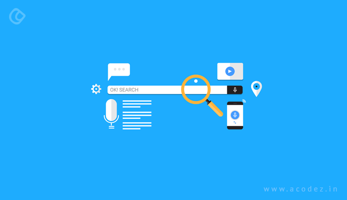 voice search in ecommerce site