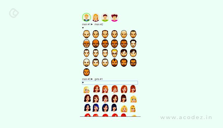 Emoji Categories