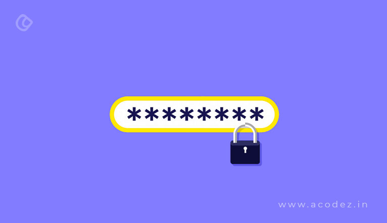 Using a Password Manager
