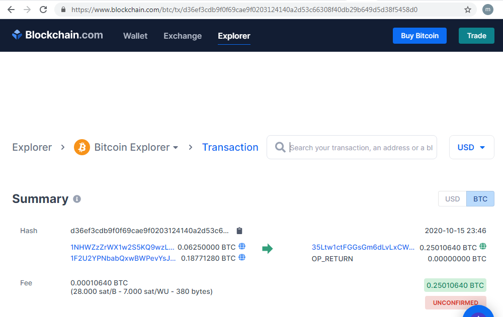 blockchain-explorer