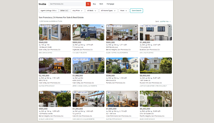 trulia-page-layout