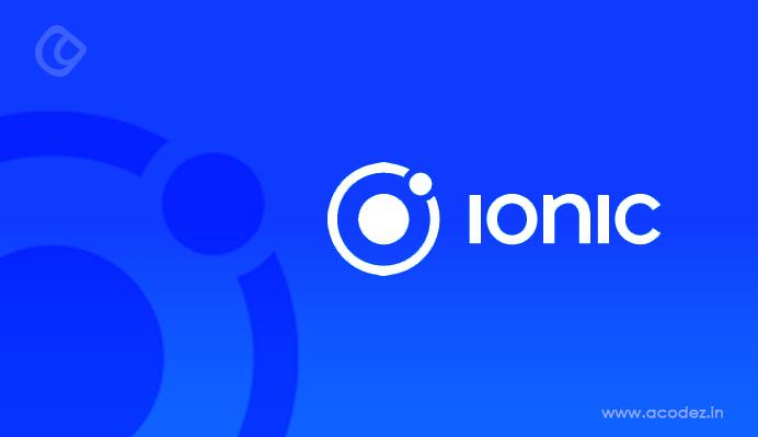 ionic-web-development