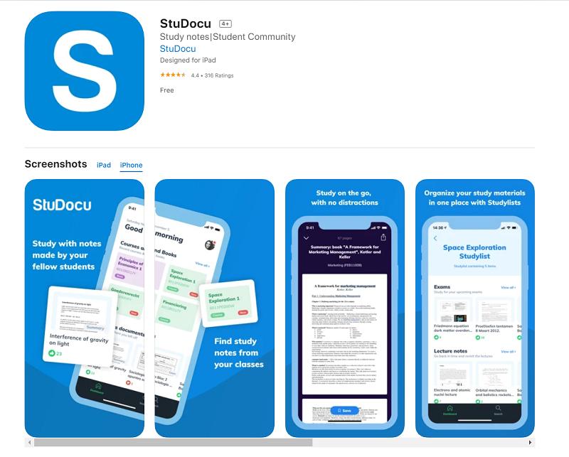studocu-educational-app