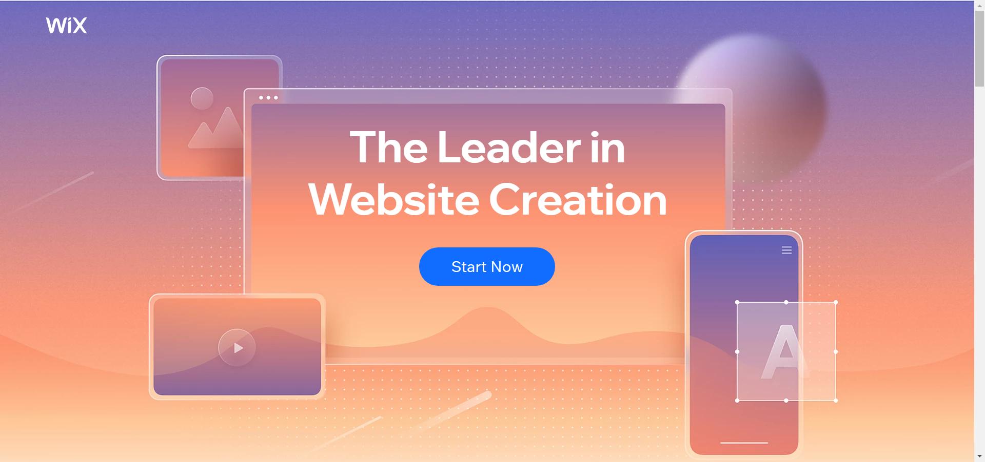 wix-website-creation