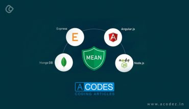 Introduction to the MEAN(Mongo, ExpressJS, Angular, Node) Stack
