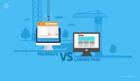 Microsites Vs Landing Pages: Advantages And Disvantages